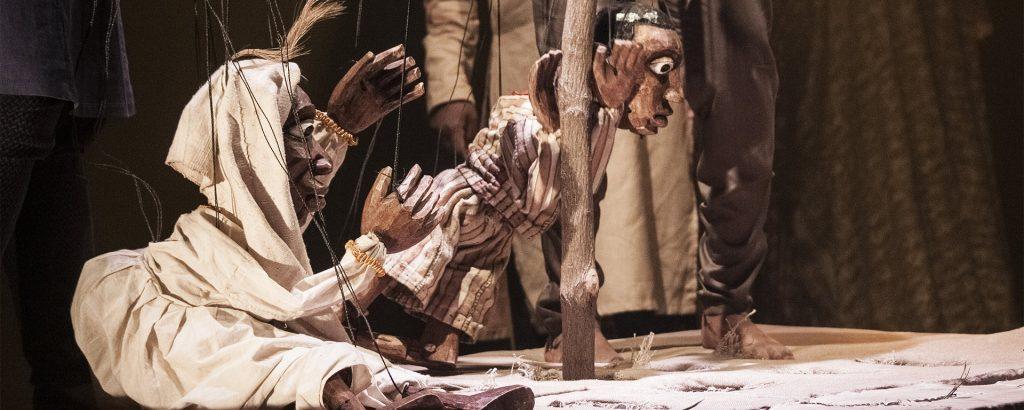 The Epic of Sundiata, puppet theater, Yaya Coulibaly