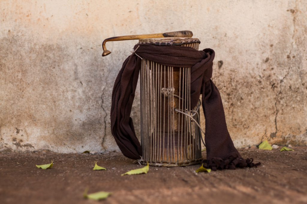West African Talking Drum