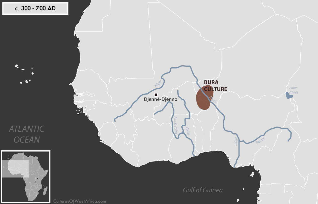Maps | Cultures of West Africa