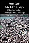 Cover of the West African archaeology book 'Ancient Middle Niger' by Roderick McIntosh.