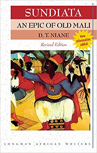 Cover of the book 'Sundiata: An Epic of Old Mali' by D. T. Niane