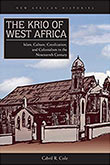 Cover of the history book 'The Krio of West Africa' by Gibril Cole.