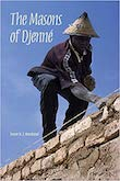 Cover of the West African culture book 'The Masons of Djenne' by Trevor Marchand.